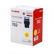 Toner Canon 702 (9642A004) (rumena), original