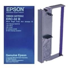 Poškodovana embalaža: trak Epson ERC-32 (črna), original
