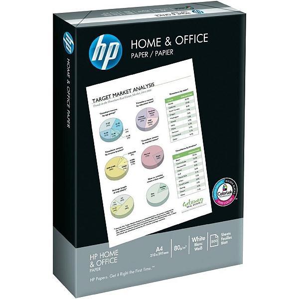 Fotokopirni papir HP ColorLok A4, 500 listov, 80 gramov