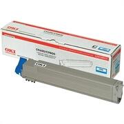 Toner OKI 42918915 (C9600/C9650) (modra), original
