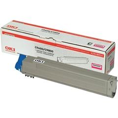 Toner OKI 42918914 (C9600/C9650) (škrlatna), original