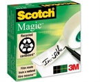 Lepilni trak Scotch Magic 25 mm x 66 m