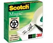 Lepilni trak Scotch Magic 25 mm x 66 m