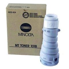 Toner Konica Minolta 101B (črna), dvojno pakiranje, original