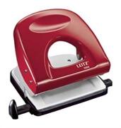 Luknjač Leitz 5008, rdeča