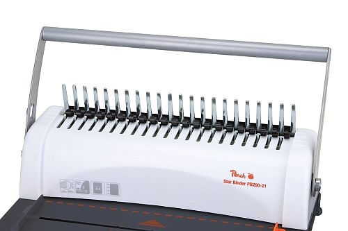 Aparat za špiralno vezavo (plastična) Peach PB200-30