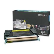 Toner Lexmark C734A1YG (rumena), original