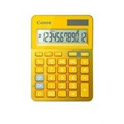 Kalkulator Canon LS-123K, rumena