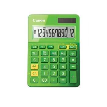 Kalkulator Canon LS-123K, zelena