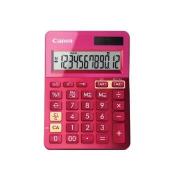 Kalkulator Canon LS-123K, roza