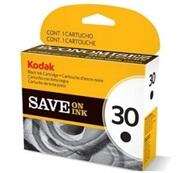 Kartuša Kodak 30 (3952330) (črna), original