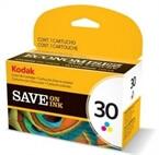 Kartuša Kodak 30 (8898033) (barvna), original
