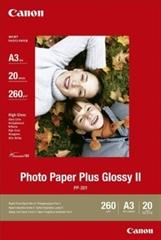 Foto papir Canon PP-201, A3, 20 listov, 260 gramov