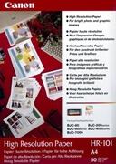 Foto papir Canon HR-101, A4, 200 listov, 106 gramov