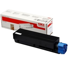 Toner OKI MB472 (45807102) LC (črna), original