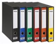 Registrator Fornax Prestige A4/60 v škatli (rumena), 1 kos
