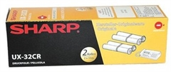 Termo folija Sharp UX32CR (črna), original