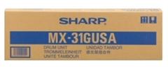 Boben Sharp MX31GUSA (črna), original