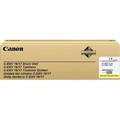 Boben Canon C-EXV 16/17 Y (0255B002AA) (rumena), original