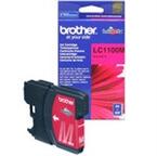 Poškodovana embalaža: kartuša Brother LC1000M (škrlatna), original