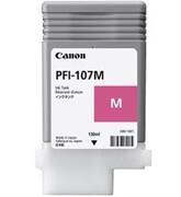 Kartuša Canon PFI-107M (škrlatna), original