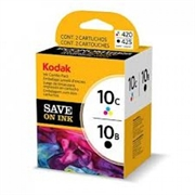 Komplet kartuš Kodak 10 B + C (3949948) (črna + barvna), original