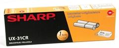 Termo folija Sharp UX31CR (črna), original