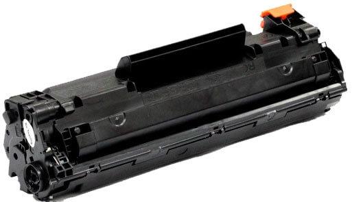 Toner za HP CF283X 83X (črna), kompatibilen