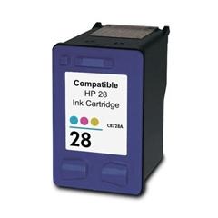 Kartuša za HP C8728AE nr.28 (barvna), kompatibilna