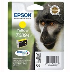 Kartuša Epson T0894 (rumena), original
