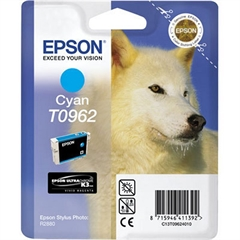 Kartuša Epson T0962 (modra), original