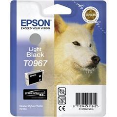 Kartuša Epson T0967 (svetlo črna), original