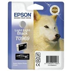 Kartuša Epson T0969 (svetlo svetlo črna), original