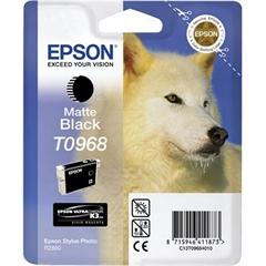 Kartuša Epson T0968 (črna), original