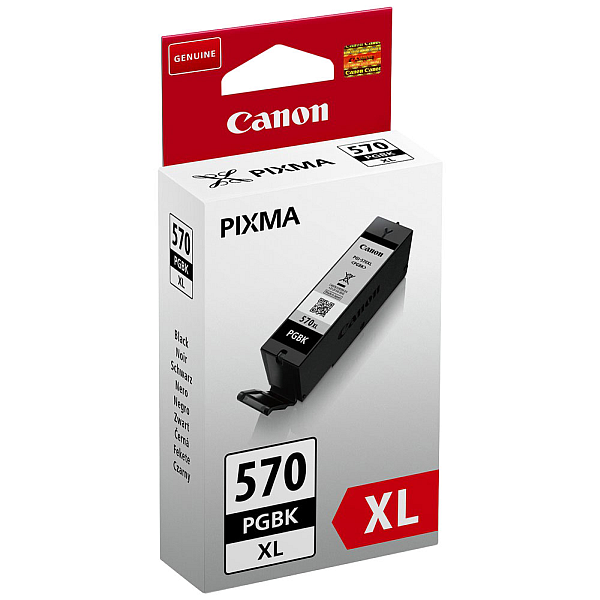 Kartuša Canon PGI-570BK XL (črna), original