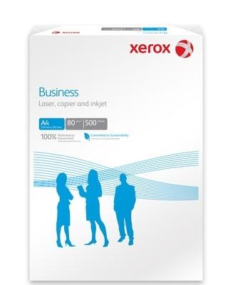 Fotokopirni papir Xerox Business A4, 500 listov, 80 gramov