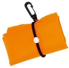 Vrečka iz poliestra Persey, oranžna