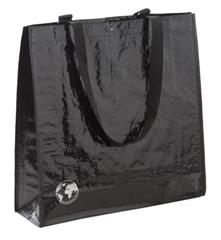 Biorazgradljiva vrečka Recycle, črna