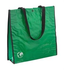 Biorazgradljiva vrečka Recycle, zelena