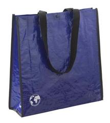 Biorazgradljiva vrečka Recycle, modra