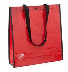 Biorazgradljiva vrečka Recycle, rdeča