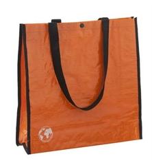Biorazgradljiva vrečka Recycle, oranžna