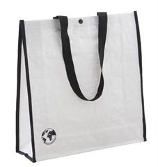 Biorazgradljiva vrečka Recycle, bela