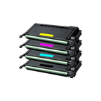 Komplet tonerjev za Samsung CLT-5082L (BK/C/M/Y), kompatibilen