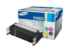 Komplet tonerjev Samsung CLT-P4092C (SU392A) (BK/C/M/Y), original
