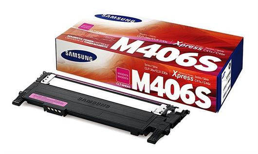 Toner Samsung CLT-M406S (SU252A) (škrlatna), original