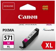 Kartuša Canon CLI-571M XL (škrlatna), original