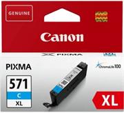 Kartuša Canon CLI-571C XL (modra), original