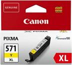 Kartuša Canon CLI-571Y XL (rumena), original