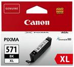 Kartuša Canon CLI-571BK XL (črna), original
